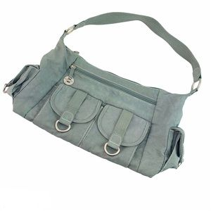 Travelon Dolphin Collection Organizer Hobo Bag